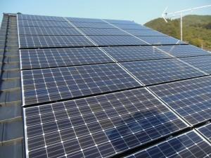 群馬県桐生市住宅用太陽光発電設置事例