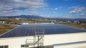 群馬県伊勢崎市 太陽光発電