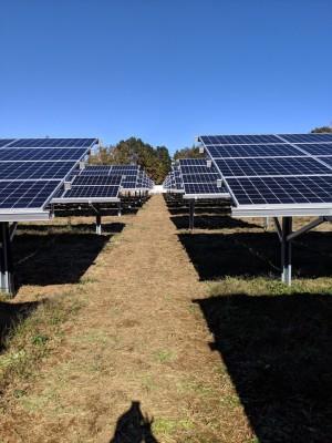 茨城県つくば市作谷 太陽光発電システム