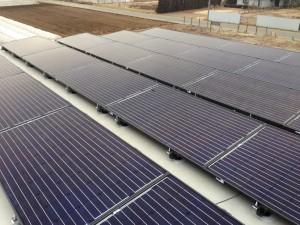千葉県印西市太陽光発電システム