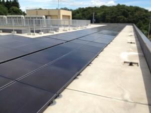 特別養護老人ホーム 太陽光発電システム