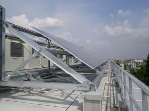 東京都昭島市産業用太陽光発電