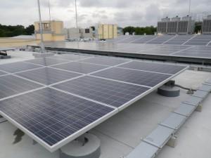 産業用太陽光発電設置事例 神奈川県横浜市