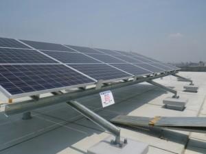 東京都足立区 太陽光発電システム