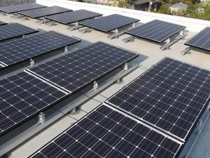 群馬県太田市 太陽光発電施工事例