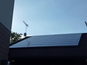 東京都八王子市太陽光発電システム