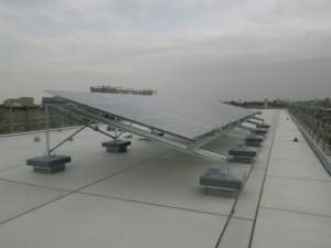 東京都東久留米市太陽光発電システム