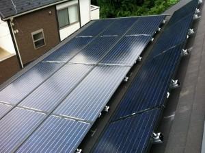東京都日野市太陽光発電