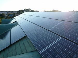 東京都小平市太陽光発電システム