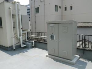 さくら薬局京都駅前店 蓄電池システム