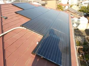 千葉県松戸市太陽光発電