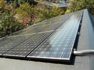 東京都武蔵野市太陽光発電システム
