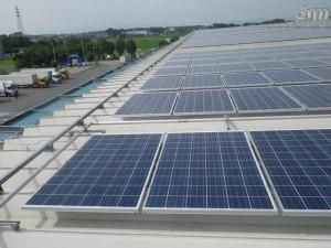 群馬県邑楽郡 太陽光発電システム