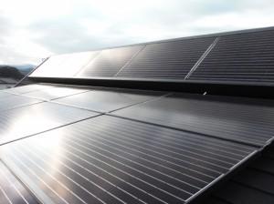 太陽光発電施工実績