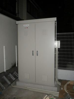 さくら薬局東松山店 蓄電池システム