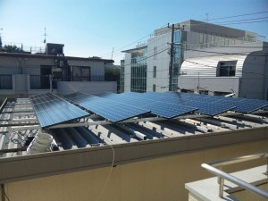 さくら薬局太陽光設置
