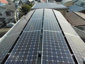 東京都世田谷区太陽光発電