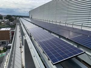 茨城県水戸市 公共施設太陽光