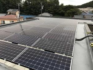 岐阜県多治見市 マンション太陽光発電