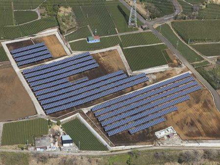 沼津石川太陽光発電所